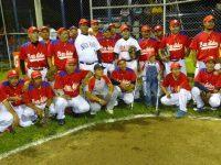 Bandidos de Un Solo Brazo se destacan en Mundial de Softbol 2016