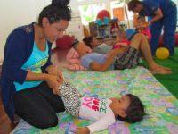 Alejandra Nicole, un año de terapias constantes