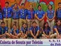 Scouts de Nicaragua siempre listos por Teletón